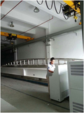 隧道式低温测试箱